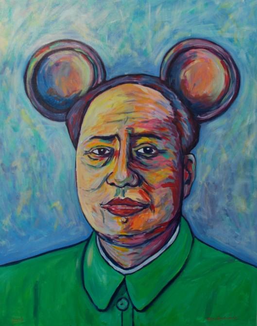 Nico Verstraete - Mickey Mao